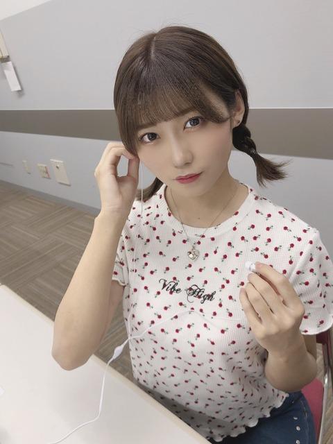 【NMB48】菖蒲まりんちゃんの7期生の評価が面白いwww