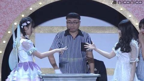【悲報】運営、マジで金がない。レニーハートなし、入場ゲートなし、衣装は着回し【AKB48じゃんけん大会】