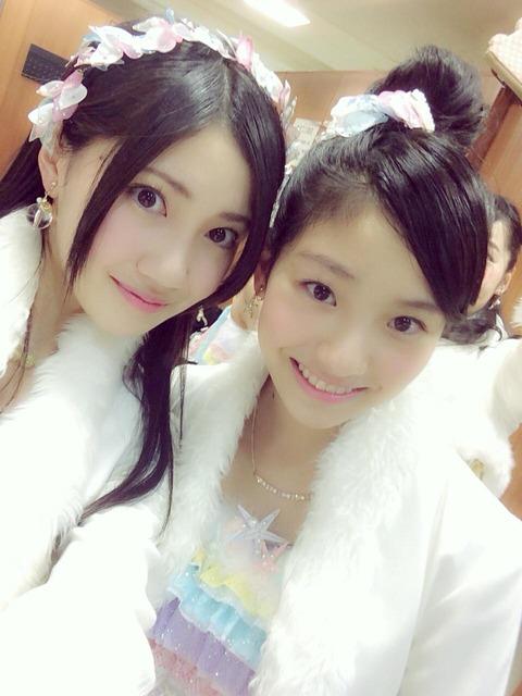 【SKE48】北川綾巴&後藤楽々のフロントについてお前らどう思ってるの?