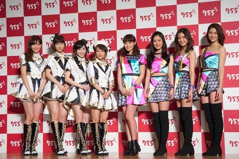【悲報】E-girlsが3月12日で755から完全撤退wwwwww