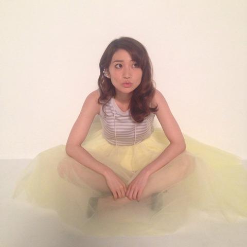 【悲報】大島優子はAKB48を黒歴史にしようとしているのか?
