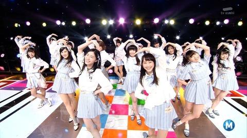 【Mステ】SKE48新曲「コケティッシュ渋滞中」キターーー!!!【画像あり】