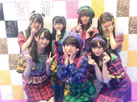 【AKB48G】Sucheese(スチーズ)って本当に不愉快なユニット名だよな
