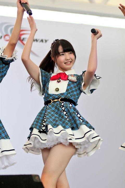【AKB48G】平成で一番セクシーなメンバーの画像