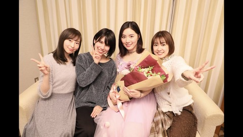 【SKE48】高柳明音と松井珠理奈が卒業延期しているせいで須田亜香里が卒業できず三十路アイドル確定(45)
