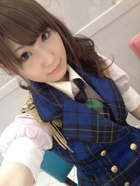 【AKB48】中田ちさとの影がまた薄くなってきた・・・