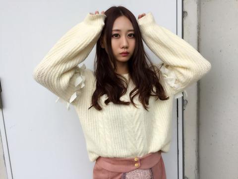 【悲報】SKE48古畑奈和が不適切発言を謝罪・・・