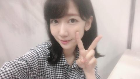 【AKB48】柏木由紀「総選挙前コンサートは1曲しか出番ないから、がっかりしないでね」