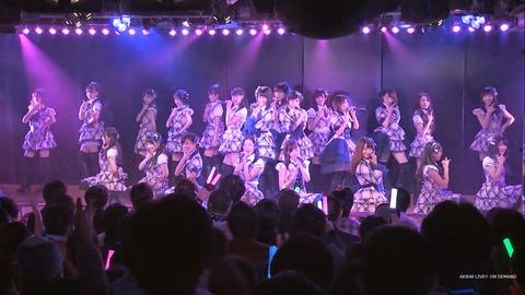 【AKB48G】劇場公演中に居眠りした事ある奴っている?