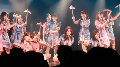 【AKB48】高橋朱里チームB公演が激レア過ぎて辛い