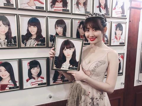 【AKB48】無意味に卒業生を集結させずにAKBの為の卒業公演をした小嶋陽菜さん