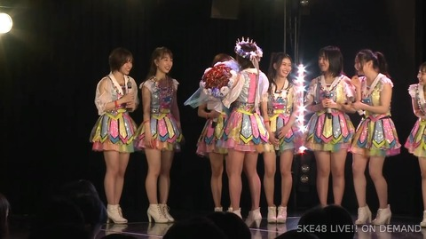 【SKE48】須田亜香里、生誕祭で号泣「SKEの汚点に思われてるんじゃないかと苦しくて悩んでた」