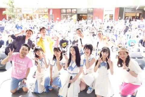 【衝撃】「この美少女たちは本当にSKE48なの!?」若手選抜5人のステージに名古屋市民騒然