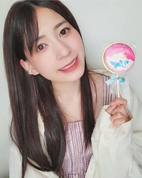 【AKB48】来月26歳の佐々木優佳里さんの美貌が全く衰えない