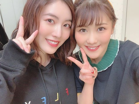 【悲報】世界チャンピオン松井珠理奈さん、西野未姫と同じ土俵まで落ちぶれるwww