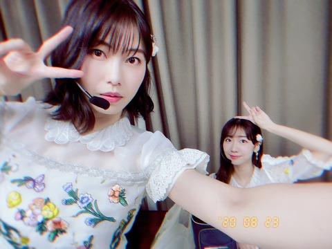 【悲報】AKB48横山由依さん、卒業のタイミングを失ってしまう