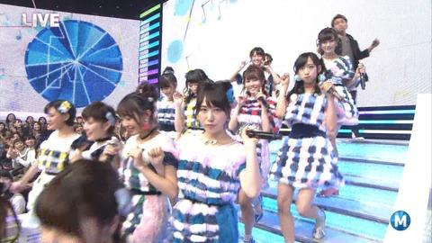 【AKB48】小栗有以ちゃんがMステで全国民に見つかった!!!【ゅぃゅぃ】