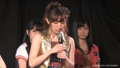 【悲報】AKB48片山陽加卒業