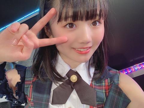 【悲報】 HKT48石橋颯ちゃん(14)、テストで20点だったことを暴露されるwww