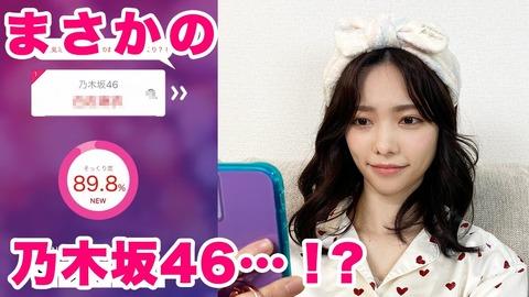 【悲報】島崎遥香が芸能人そっくり診断アプリ試した結果、乃木坂46メンバーにそっくりと判明www