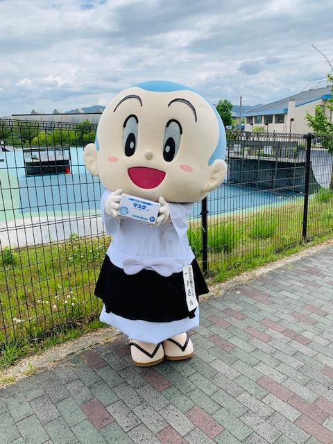 【朗報】AKB48横山由依さん、故郷の京都府にマスクを寄付する