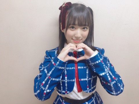 【HKT48】矢吹奈子ちゃんの歌声がすごすぎる!!!