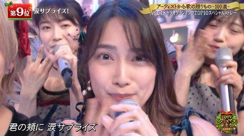 【朗報】CDTVスペシャルで入山杏奈さんがAKB48に復帰!!!