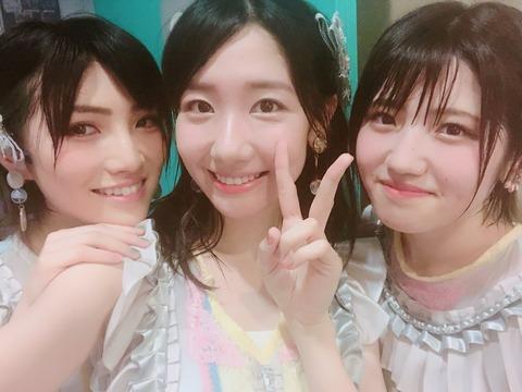 【AKB48】柏木由紀「TIFのセトリは私がほぼ考えた」指原莉乃「このセトリはAKSの社員が絶対考えないよねw」