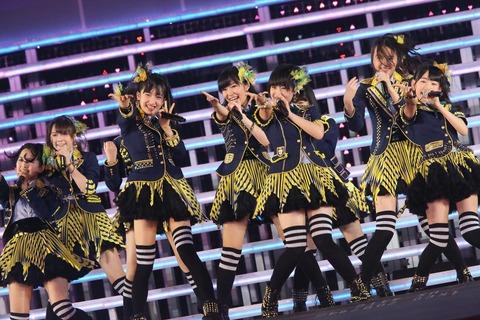 【HKT48】「メロンジュース」って絶妙な曲名だよな