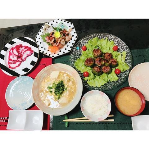 【SKE48】山内鈴蘭(23)の作った料理が美味そう!これはいいお嫁さんになれるわ