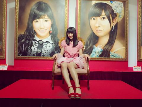 【AKB48】なーにゃが総選挙1位のイスに座った結果wwwwww【大和田南那】