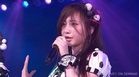 【AKB48】チームB新キャプテンは岩立沙穂に決定!!!