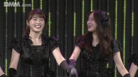 【NMB48】チームMは渋谷凪咲と白間美瑠が公演を休むと、久代梨奈と古賀成美の2TOPになってしまう問題