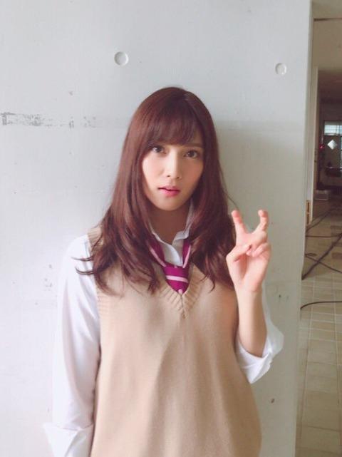 【AKB48】入山杏奈って実際ルックスにほぼ欠点無いのにお前らの評価低いのが理解できないんだが