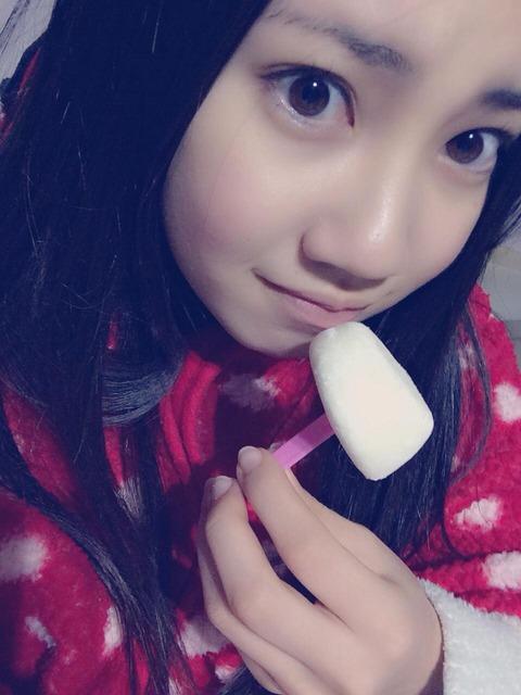 【SKE48】りょうは「あっ雪見だいふくだ!一個ちょうだい♪」【北川綾巴】