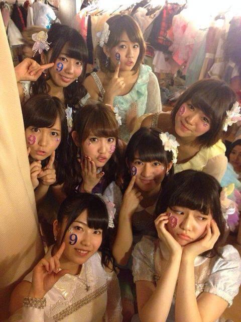 【AKB48】9期で一番可愛いのは誰だと思う?