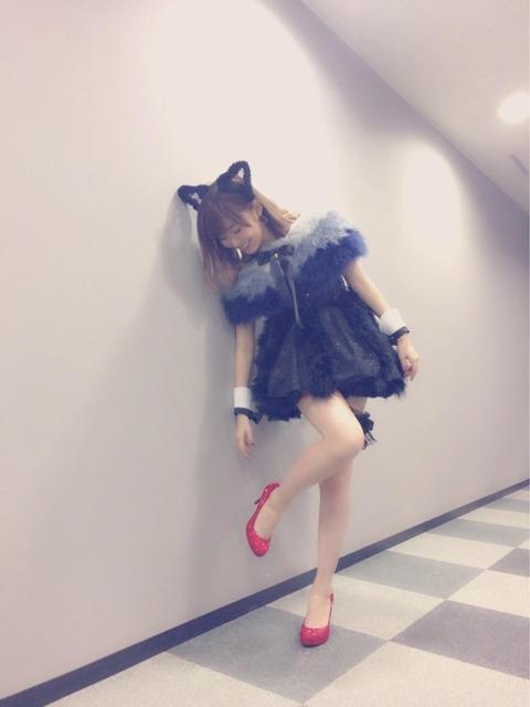 AKB48G総支配人しのぶ「ハロウィン音楽祭のコスプレはキングレコードからの指定」
