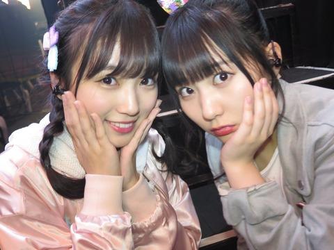 【HKT48】なこみくって仲良しだけど、お互い嫉妬心とかないのかな?【田中美久・矢吹奈子】
