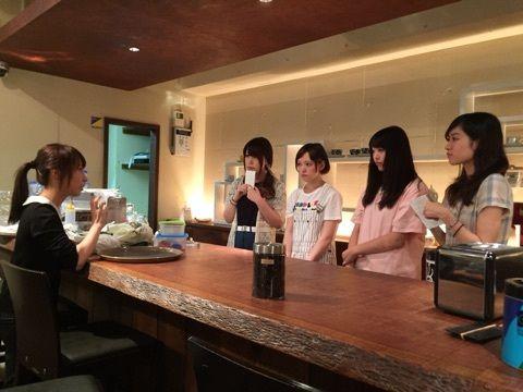 【悲報】元NMB48島田玲奈のカフェがヲタに厳戒態勢wwwwww