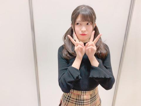 【AKB48】苦手なアレを一生懸命ゴックンしてる行天優莉奈ちゃんが可愛いwww