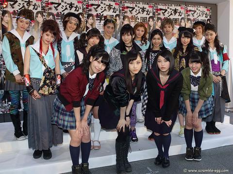 【AKB48】かつて三銃士と呼ばれていたメンバーの現在、格差がえげつない【小嶋真子・西野未姫・岡田奈々】