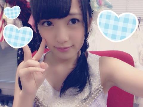 【悲報】AKB48向井地美音「最近ゆかるんしゃんと仲良し!」