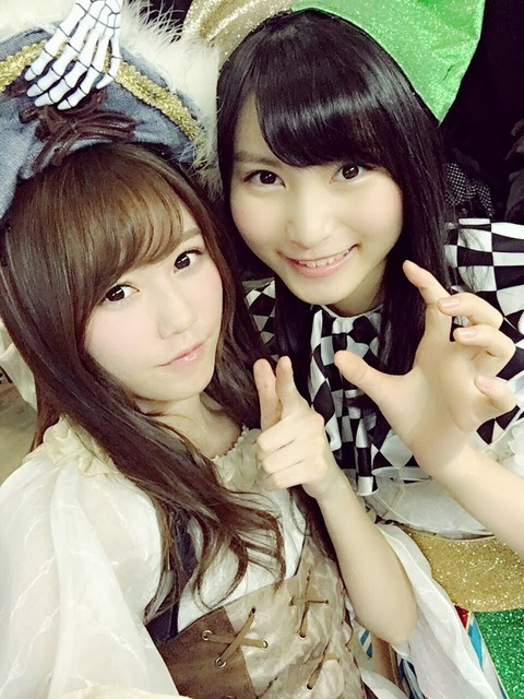 【AKB48G】人気はないけど地味に好きなメンバーと言えば?