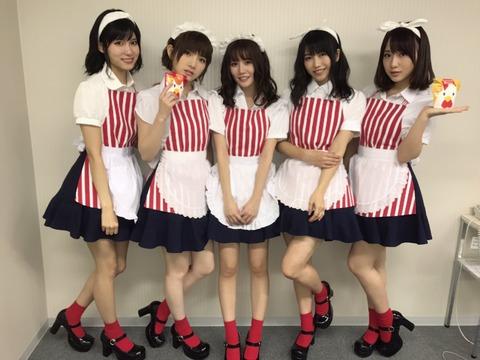 【AKB48】ゆいはんを「いい歳してこんな格好して恥ずかしくないんか?んん?」って虐めたい【横山由依】