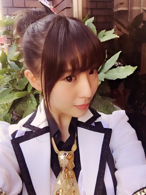 【NMB48】藤江れいな、8年目にして初の握手会欠席
