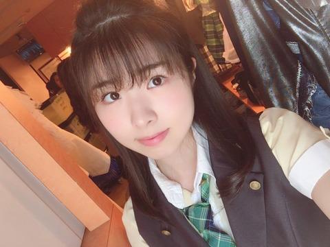 【AKB48】さっほー80年代アイドル風の髪型が似合いすぎwww【岩立沙穂】