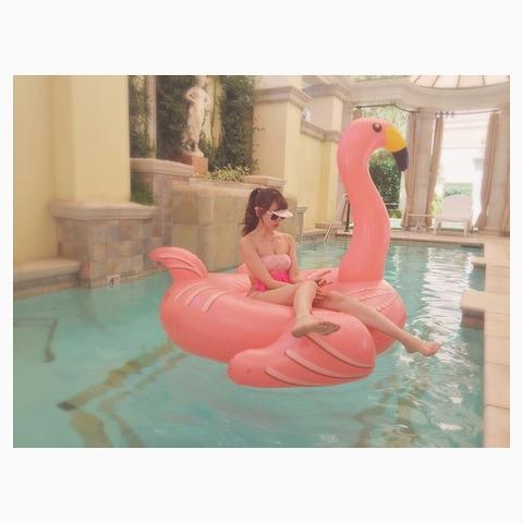 【AKB48】プールに行きたいこじはるwwwwww【小嶋陽菜】