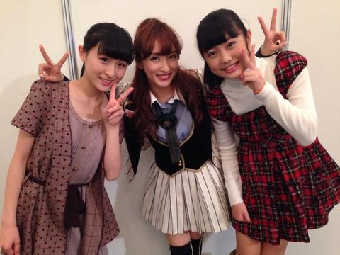 【AKB48】川本紗矢と横島亜衿が3年前と変わり過ぎててワロタwww