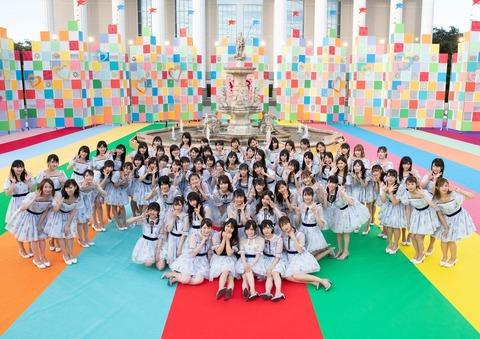 【AKB48G】悲しいことだけど運営がブス専じゃないのって、NMB48だけなんだよね