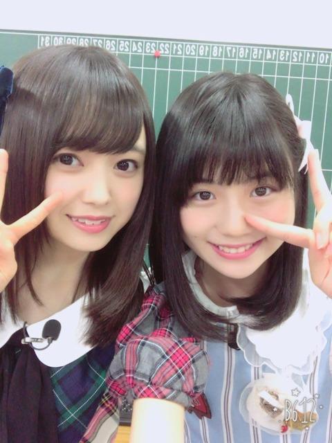 【AKB48】樋渡結依と小畑優奈はどっちが可愛いと思う?【SKE48】